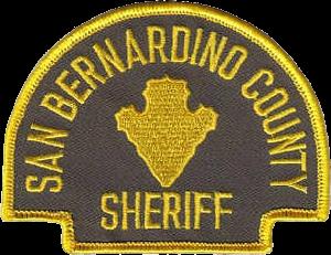 San Bernadino County Sheriff