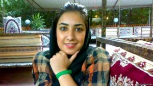 Verdict Delayed in Detained Iranian Artist Atena Farghadani's Trial