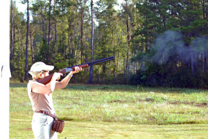 """US Army 51487 Fort Stewart Skeet Shoot"" by Photo by Randy Murray, Fort Stewart Public Affairs - United States Army."
