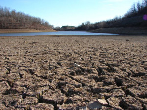 """""""California Drought Dry Riverbed 2009"""" by National Oceanic and Atmospheric Administration"""
