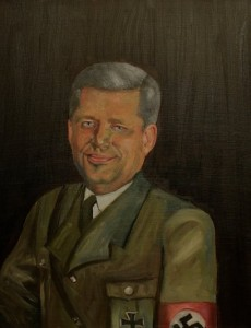 """The Right Honourable Stephen Harper"" by James Miller - www.twistedreality.ca."