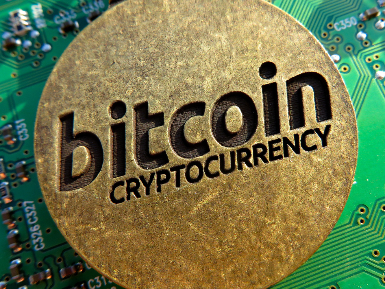 Bitcoin  Image Source: BTC Keychain, Flickr, Creative Commons