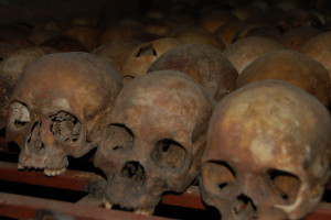 Rwandan genocide. Image Source: Dylan Walters, Flickr, Creative Commons
