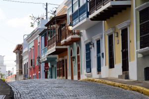 San Juan, Puerto Rico Image Source: Harvey Barrison, flickr, Creative Commons