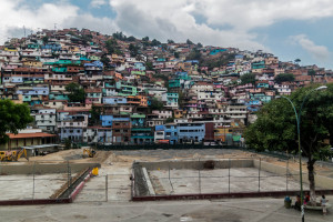 Caracas, Venezuela.  Image Source: Julio César Mesa