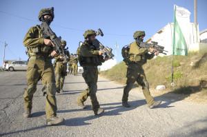 IDF troops Image Source: IDF