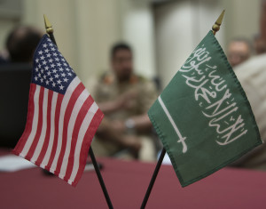 Grand Security Assistance Review between U.S. Army and Royal Saudi Land Forces in Washington DC, 21-26 Sept 2014 Image Source: DOD