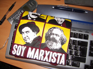 Marxist. Image Source: Adrian, Flickr, Creative Commons