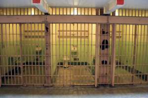 Prison cells. Image Source: miss_millions, Flickr, Creative Commons