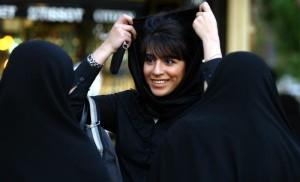 Women in Iran. Image Source: Amir Farshad Ebrahimi, Flickr, Creative Commons.