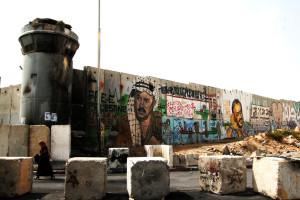 Passing the Qalandiya Checpoint, Ramallah Image Source: Anna, Flickr, Creative Commons