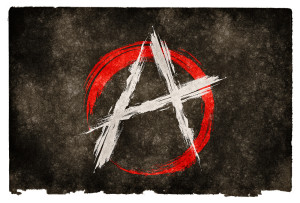Anarchy Image Source: Nicolas Raymond, Flickr, Creative Commons