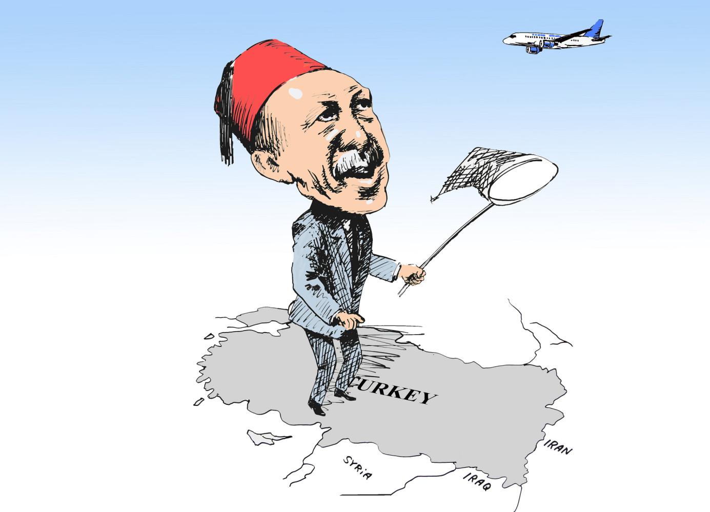 Erdogan in Turkey.  Image Source: valeriy osipov, Flickr, Creative Commons.