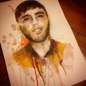 Mohamed Sabri Atallah Age 21 #BeyondWordsGaza