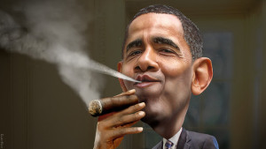 Obama Image Source: DonkeyHotey, Flickr, Creative Commons