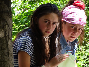Girls on the street in Armenia Image Source: Adam Jones, Flickr, Creative Commons