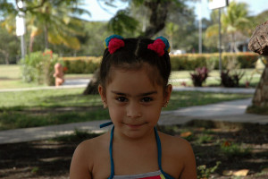 Young Cuban girl. Image Source: Jeff, Flickr, Creative Commons