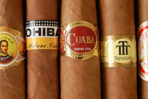 Cuban CIgars Image Source: Alex Brown, Flickr, Creative Commons