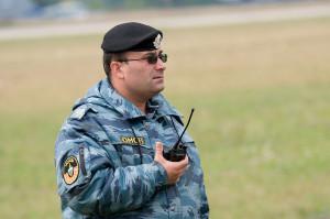 Russian OMON soldier. Image Source: Sergey Vladimirov, Flickr, Creative Commons