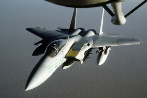 Saudi Air Force Image Source: Ian Burt, Flickr, Creative Commons