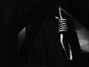 Noose Image Source: Fraser Mummery, Flickr, Creative Commons