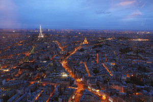 Paris, France Image Source: Luke Ma, Flickr, Creative Commons