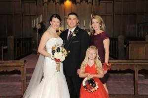 Tom's Wedding