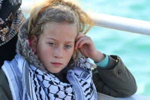 Ahed Tamimi Image Source: Facebook.