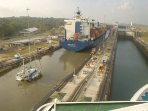 Panama Canal Image Source: Lyn Gateley, Flickr, Creative Commons