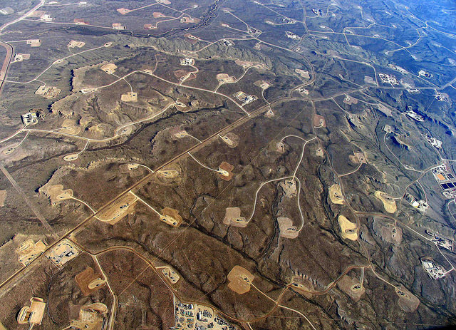 Fracking  Image Source: Simon Fraser University, Flickr, Creative Commons