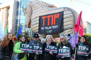 TTIP Image Source: greensefa, Flickr, Creative Commons