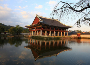 Seoul, South Korea Image Source: Bridget Coila, Flickr, Creative Commons