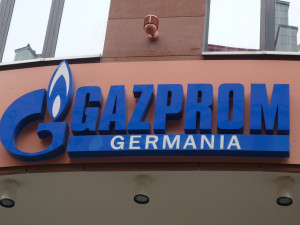 Gazprom Image Source: antjeverena, Flickr, Creative Commons