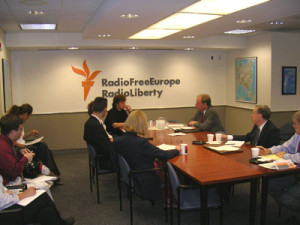 Radio Free Europe Image Source: The Advocacy Project, Flickr, Creative Commons