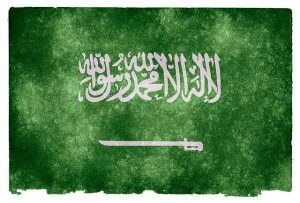 Saudi Arabia Image Source: Nicolas Raymond, Flickr, Creative Commons