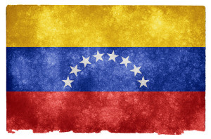 Venezuela Flag Image Source: Nicolas Raymond, Flickr, Creative Commons