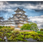 Image Source: Edward Dalmulder, Flickr, Creative Commons Himeji Castle, Japan