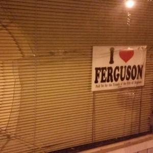 Ferguson. Image Source: Justin King