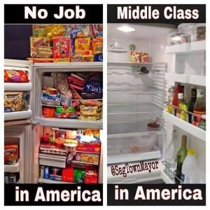 welfare meme. Image source: Facebook