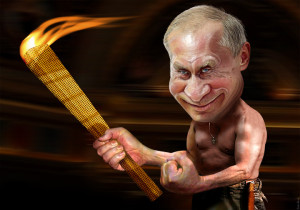 Image Source: DonkeyHotey, Flickr, Creative Commons Vladimir Putin - Olympic Host Vladimir Vladimirovich Putin, aka Vladimir Putin, is the President of Russia.