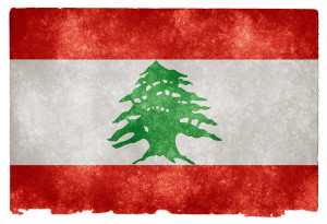 Image Source: Nicolas Raymond, Flickr, Creative Commons Lebanon Grunge Flag