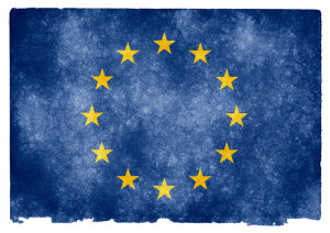 Image Source: Nicolas Raymond, Flickr, Creative Commons EU Grunge Flag Grunge textured flag of the European Union on vintage paper