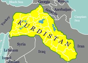 Kurdistan Image Source: Ferhates