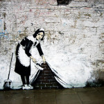 Image Source: Wall in Palestine, Flickr, Creative Commons BANKSY AGAIN