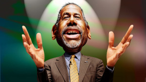 Image Source: DonkeyHotey, Flickr, Creative Commons Ben Carson - Caricature Benjamin Solomon Carson Sr., aka Ben Carson, is an American author and retired neurosurgeon. He is a Republican candidate for the 2016 presidential election. This caricature of Ben Carson was adapted from a photo in the public domain available via Wikimedia.