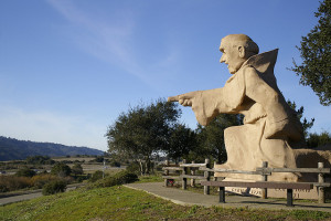 Image Source: Mike Fernwood, Flickr, Creative Commons Junipero Serra freeway rest stop