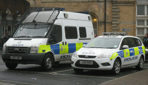 Image Source: Police_Mad_Liam, Flickr, Creative Commons British Transport Police - Ford Transit & Focus