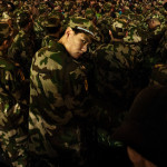 Image Source: Jonathan Kos-Read, Flickr, Creative Commons Chinese Soldier