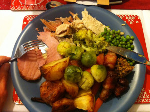 Image Source: George Redgrave, Flickr, Creative Commons 249-365 (Year 7) Christmas dinner :)