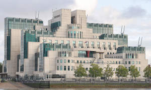 Image Source: Jim Bowen, Flickr, Creative Commons SIS (MI6) Headquarters